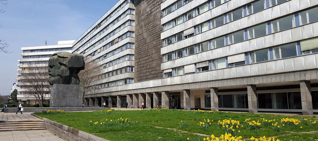 Chemnitz – Stadt der Moderne